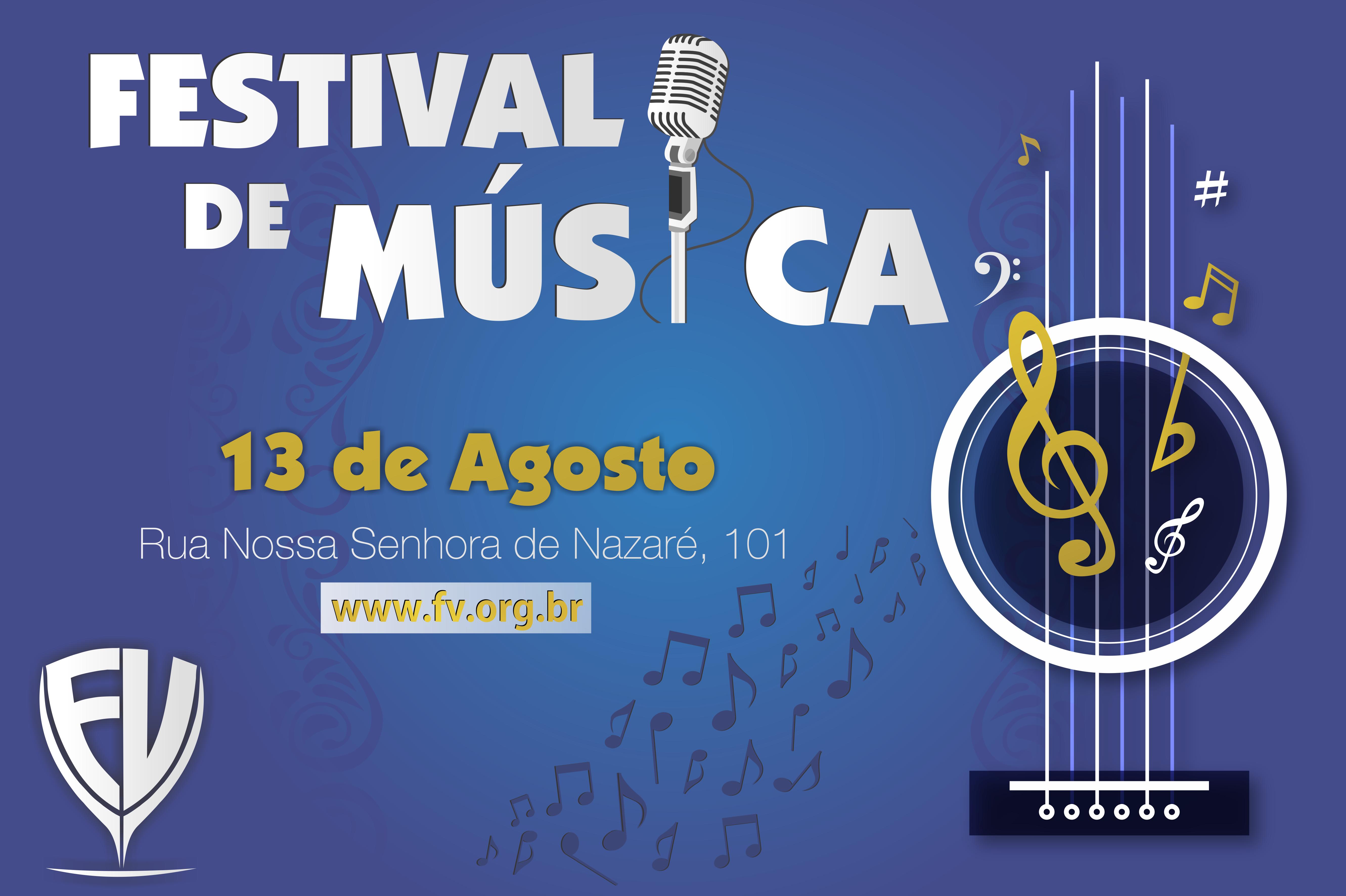 Festival de Musica - Imagem Destacada