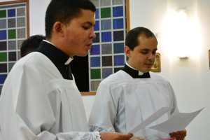 Juramento Gabriel e Thiago Zillesg