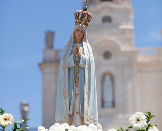 Coração imaculado de Maria, refúgio certo